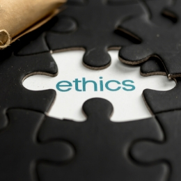 ethics inside the puzzle