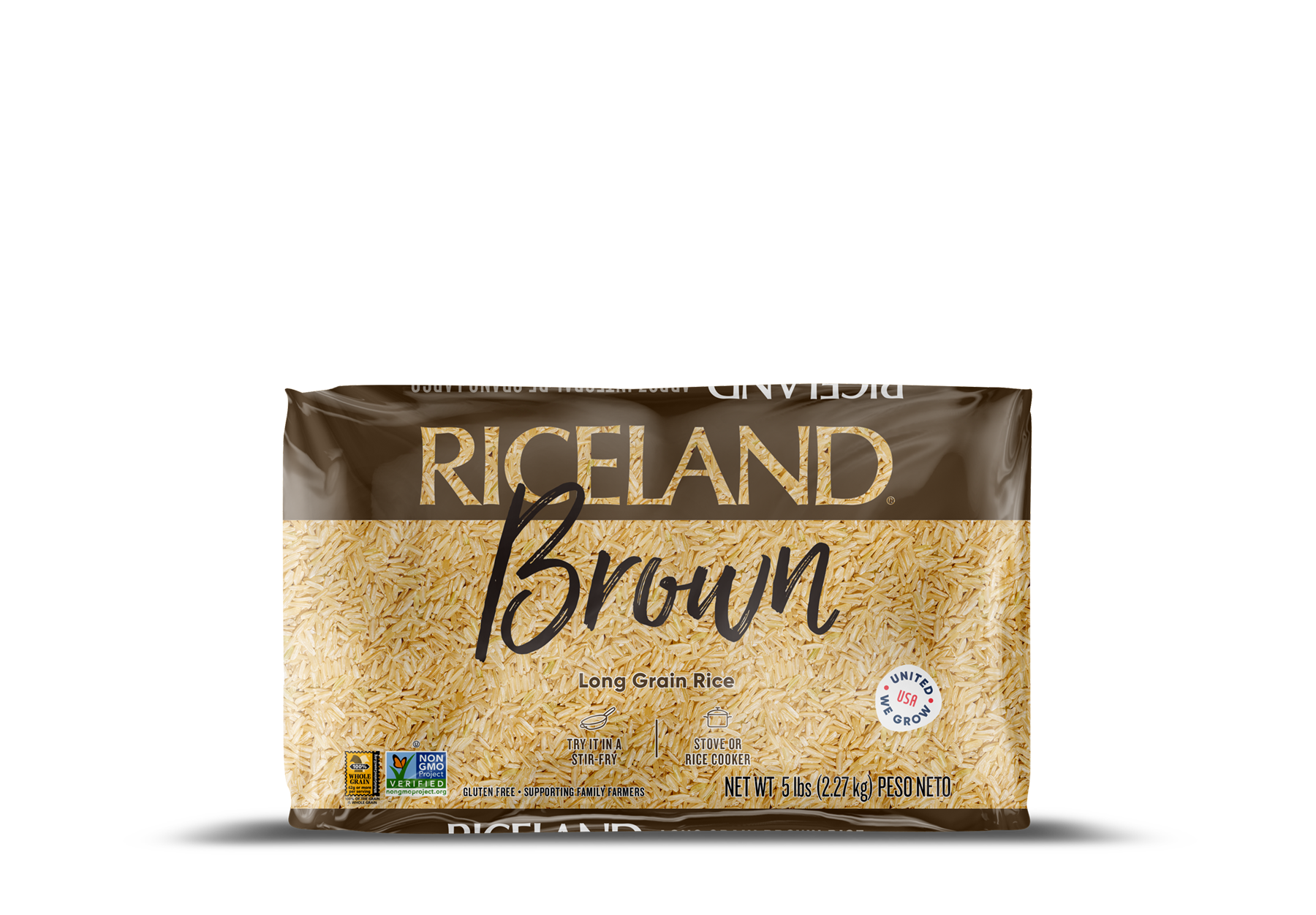 Medium Grain Brown Rice