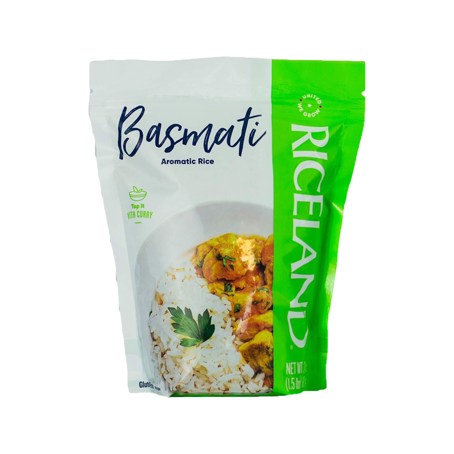 Basmati Rice Resealable Pouch