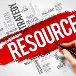 resources text