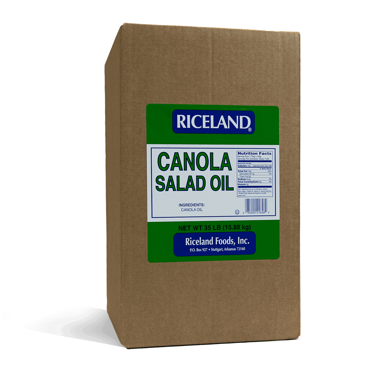 Soybean Salad Oil