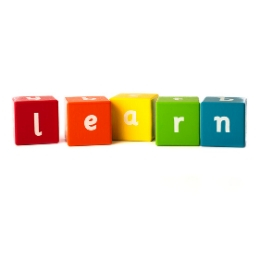 learn word in the blocks